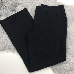 EDDIE BAUER vashon fit black pants size 10